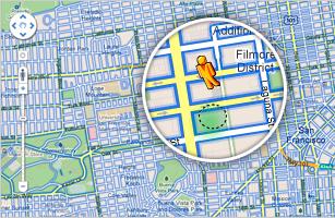 Link til Sådan anvender du Google Street View